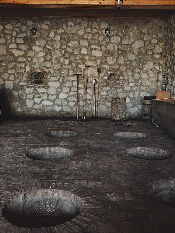 Qvevri – 8000 Years of  History
